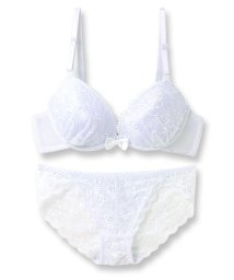 fran de lingerie/Sexy Magic セクシーマジック ブラ&ショーツセット A70-D75カップ/501042872