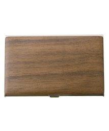 SB Select/SB select【シルバーバレットセレクト】木製カードケース/501051317