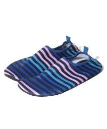VacaSta Swimwear/【BENETTON】ボーダーアクアシューズ/501031095