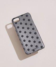 nano・universe/Hashibami/ドットプリントiphoneケース iphone8/7対応/501035438