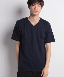 UNION STATION/VネックTシャツ/501035487