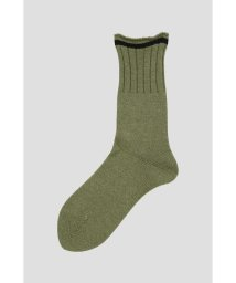 MHL./ROLLED EDGE COTTON WOOL SOCK/501051722