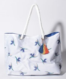 VacaSta Swimwear/【CALIFORNIA SHORE】タッセル付きロープバッグ/501031230