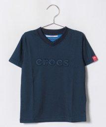 crocs(KIDS WEAR)/CROCS半袖無地Tシャツ/501034020