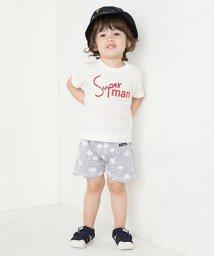 petit main/SupermanTシャツ/501037424