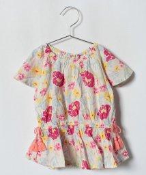 petit main/大花ぺプラムチュニック/501037442