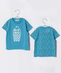 koe kids/アイスクリームプリント半袖Tシャツ/501042908