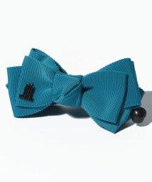 LANVIN en Bleu/グログランリボンバナナクリップ/LB0005203