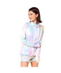 VacaSta Swimwear/【CALIFORNIA SHORE】タイダイラッシュガード/501031233