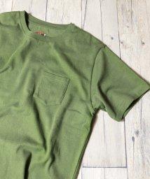 grn/ヘビーウェイト半袖ポケットTシャツ/501053734