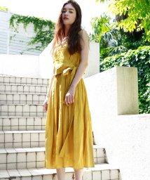 marjour/FRENCH LINEN DRESS/501054260