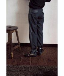 Ray BEAMS/RBS / 裾ベルト バイカラー パンツ/501055130