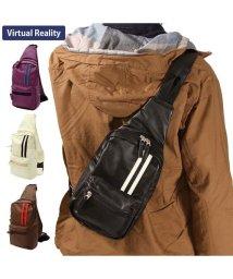 BACKYARD/ヴァーチャルリアリティ Virtual Reality 1139 ボディバッグ/501037245