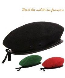 BACKYARD/ミリタリー商品 フランス軍タイプ ベレー帽/501039082