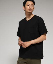 BASECONTROL/Tシャツ メンズ Vネック WEB限定/501056582