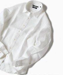 SHIPS MEN/SC: Herdmans リネン レギュラーカラー シャツ/501056799