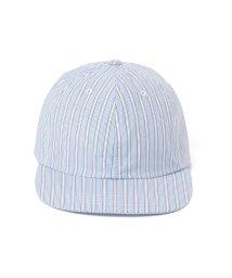 BEAMS OUTLET/MASACA HAT / Stripe Cap/500902538