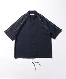 monkey time/<monkey time>  DRY/CHAMB PPNG SHIRT/シャツ/501058777