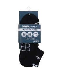 PRINCE/プリンス/レディス/PS354 CHOUGOKUATU ANKLE 165  BLK/501059180