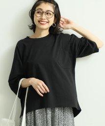 coca/ポケット付きコットンビッグTシャツ/501059243