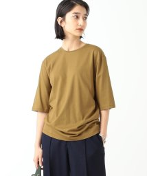 Demi-Luxe BEAMS/【Marisol5月号掲載】ATON / パーフェクトスリーブ Tシャツ/500806235