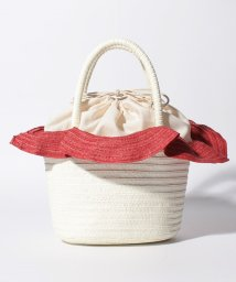 NICE CLAUP OUTLET/【one after another】フリルなかごBAG/501052119
