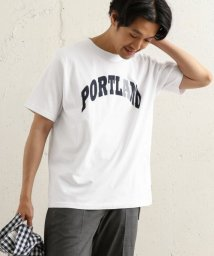 URBAN RESEARCH DOORS/U.S.STATES プリントTシャツ/501060580