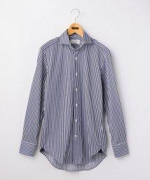 NOLLEY'S goodman/カノコ/トリコット ワイドカラーシャツ/501053551