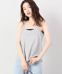 journal standard  L'essage /【ABOUT】WOMAN SPAGHETTI STRAP:Tシャツ/501063991