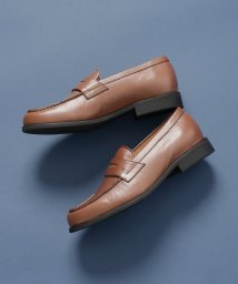 417 EDIFICE/HERISSON / エリソン LEATHER LOAFER/501064005