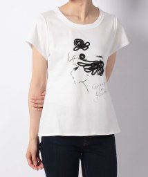 en recre/【Nouque】コード刺繍TOPS/501053938