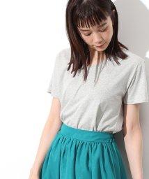 ViS/【AMERICAN COTTON】VネックTシャツ/501064421