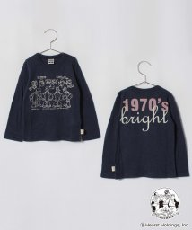 RUGGEDWORKS/プリントロングTEE/501059360
