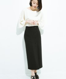 haco!/はいてこそ見える実力、セミフォーマルにも使えるオトナのタイトスカート by MAKORI/501062639