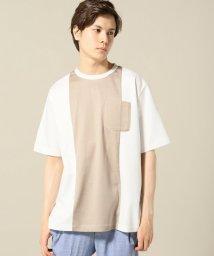 EDIFICE/スムースドッキングTシャツ/501066298