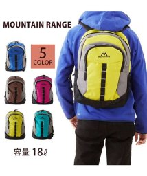 BACKYARD/Mountain Range マウンテンレンジ カジュアル リュック MTR-02/501042137