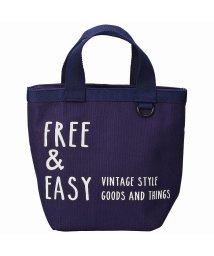BACKYARD/ネイティブハート ランチトートバッグ FREE & EASY ロング/501043504