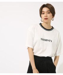 AZUL by moussy/THIRSTY TEE/501060384