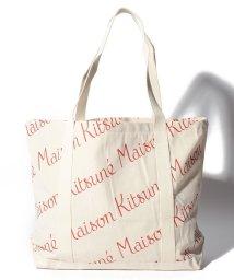 MAISON KITSUNE/Maison Kitsune  CANVAS BAGS/501060409
