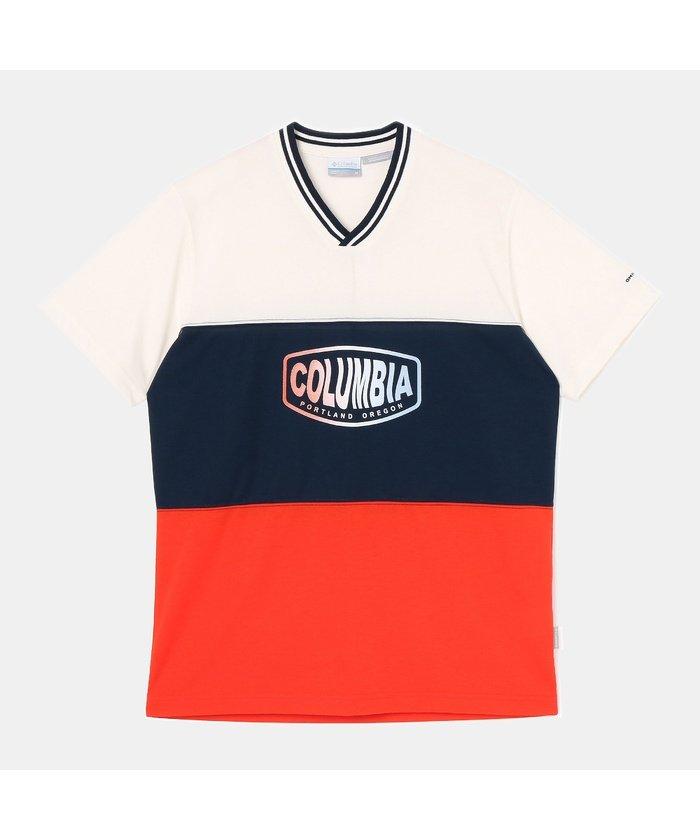 コロンビア/メンズ/トゥキャノンロックTシャツ