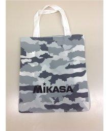 MIKASA/ミカサ/レジャーバックカモ柄ホワイト/501070497