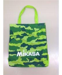 MIKASA/ミカサ/レジャーバックカモ柄グリーン/501070500