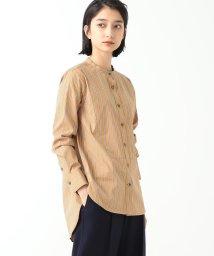 Demi-Luxe BEAMS/TICCA / 別注 ビブヨークシャツ/501007539
