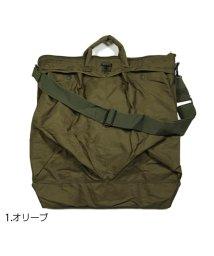 BACKYARD/ミリタリー商品 USタイプ ヘルメットバッグ/501038001