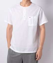 TOMMY JEANS/THDM ACL HENLEY SHIRT S/S 4/501062773