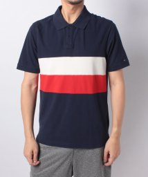 TOMMY JEANS/THDM ECL REG TRACK POLO S/S 28/501062777