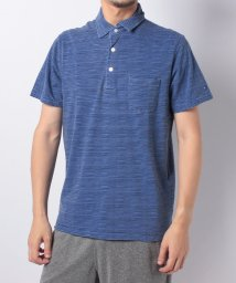 TOMMY HILFIGER MENS/FAYO PRT STP GMD POLO S/S SF/501063919