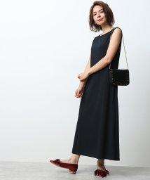 ROPE' mademoiselle/ジャージーマキシワンピース/501069540