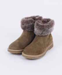SHIPS KIDS/UNISA:ボア ブーツ(17~18cm)/501071364