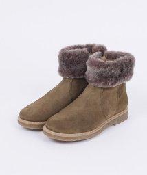 SHIPS KIDS/UNISA:ボア ブーツ(19~22cm) /501071366